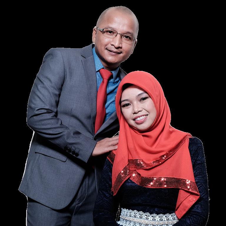 KHAJA NAZIMUDEEN   Siti Rosniza
