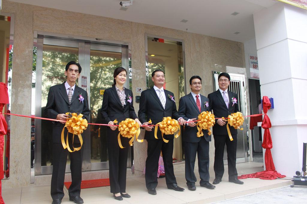 Public Safe Opening