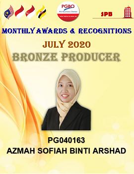B AZMAH SOFIAH