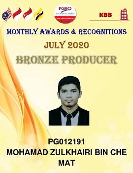 B MOHAMAD ZULKHAIRI