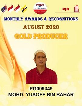 Mohd Yusoff (August 2020) 254