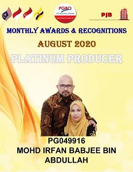 Mohd Irfan (August 2020) 231