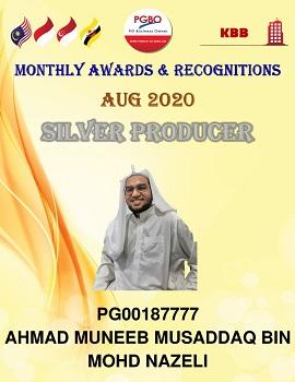 AHMAD MUNEEB