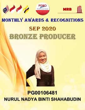 Nurul Nadya Binti Shahabudin PG00106481