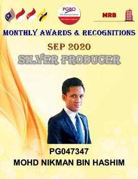 Mohd Nikman Bin Hashim PG047347