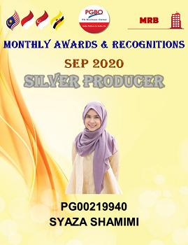 Syaza Shamimi PG00219940