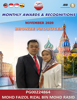 MOHD FAIZOL RIZAL BIN MOHD RASID    Award Template