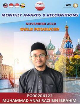 Muhammad Anas Razi