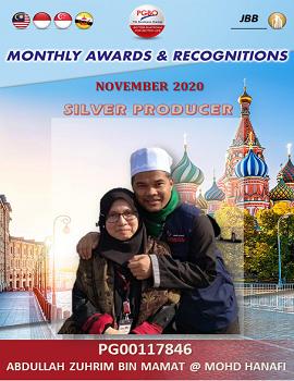ABDULLAH ZUHRIM BIN MAMAT @ MOHD HANAFI    Award Template