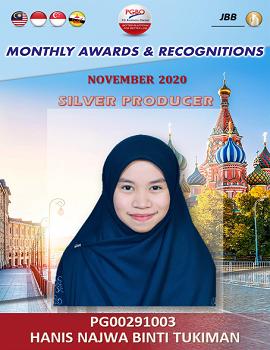 HANIS NAJWA BINTI TUKIMAN   Award Template